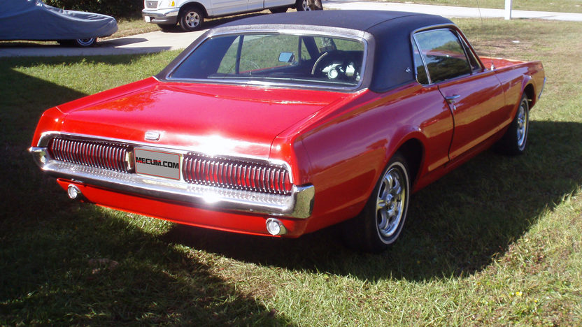 1967 Mercury Cougar XR7 presented as lot L6 at Kissimmee, FL 2013 - image2