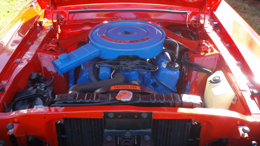 1967 Mercury Cougar XR7 presented as lot L6 at Kissimmee, FL 2013 - image3