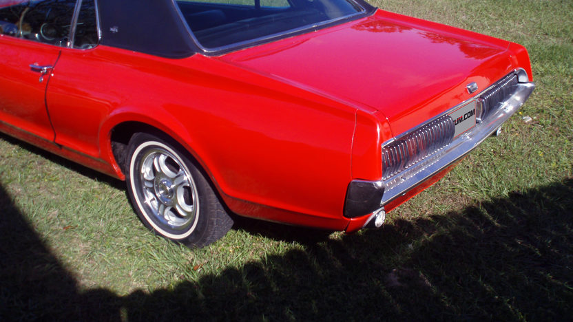 1967 Mercury Cougar XR7 presented as lot L6 at Kissimmee, FL 2013 - image4
