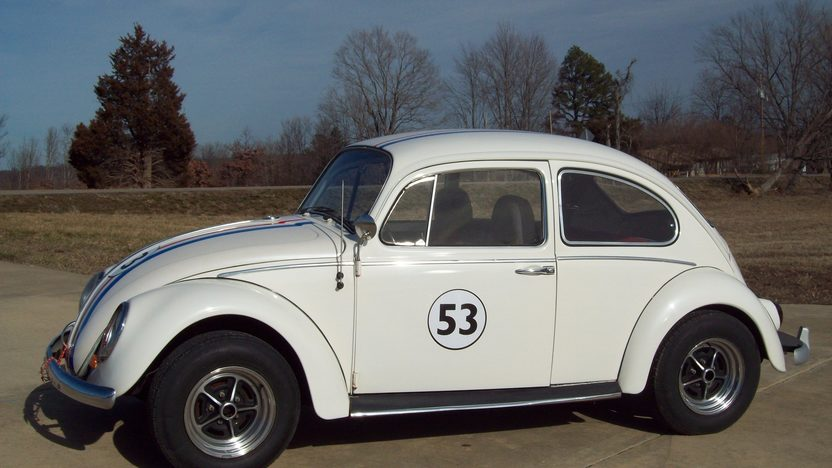 1966 Volkswagen Beetle presented as lot L16 at Kissimmee, FL 2013 - image2