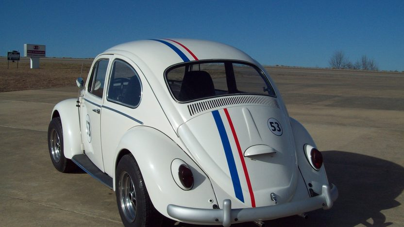 1966 Volkswagen Beetle presented as lot L16 at Kissimmee, FL 2013 - image3