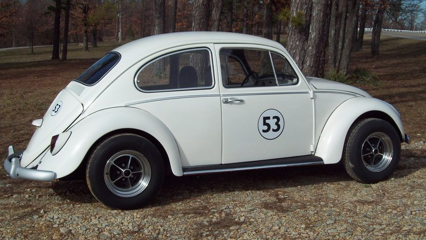 1966 Volkswagen Beetle presented as lot L16 at Kissimmee, FL 2013 - image5
