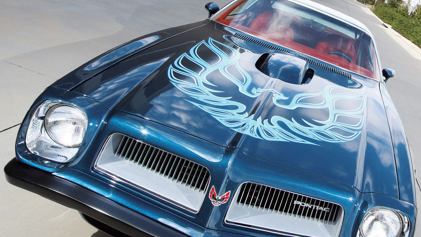 1974 Pontiac Trans Am 455 CI, Automatic presented as lot L24 at Kissimmee, FL 2013 - image7