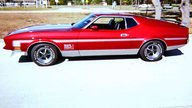 1972 Ford Mustang Mach 1 351 CI, 4-Speed presented as lot L55 at Kissimmee, FL 2013 - thumbail image8