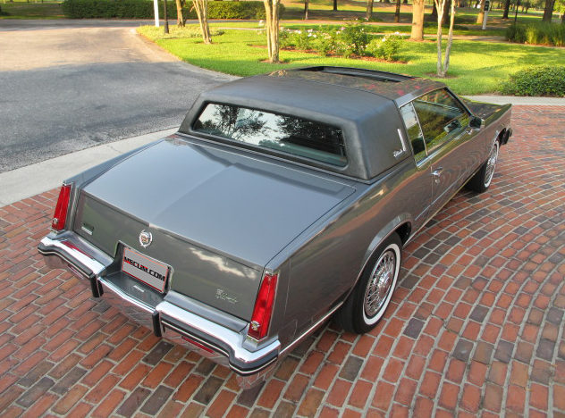 1985 Cadillac Eldorado Original Car, 15,000 Miles presented as lot L64 at Kissimmee, FL 2013 - image2