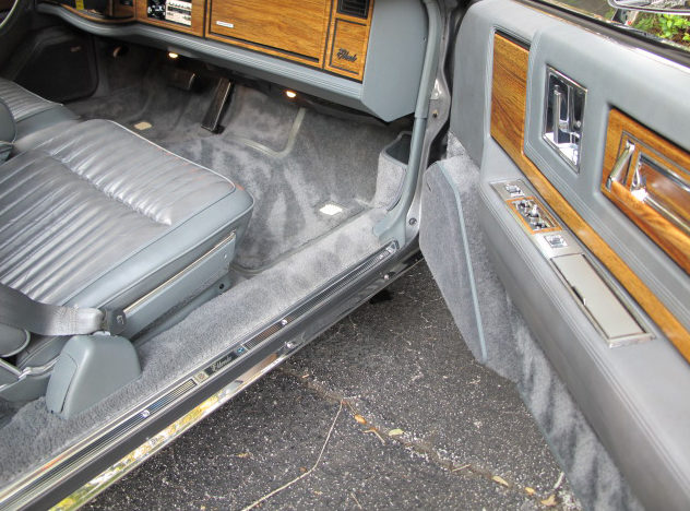 1985 Cadillac Eldorado Original Car, 15,000 Miles presented as lot L64 at Kissimmee, FL 2013 - image4