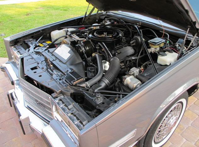 1985 Cadillac Eldorado Original Car, 15,000 Miles presented as lot L64 at Kissimmee, FL 2013 - image6