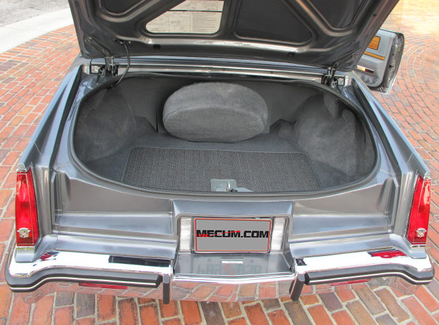1985 Cadillac Eldorado Original Car, 15,000 Miles presented as lot L64 at Kissimmee, FL 2013 - image7
