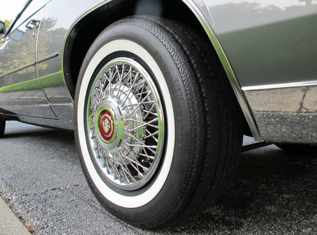 1985 Cadillac Eldorado Original Car, 15,000 Miles presented as lot L64 at Kissimmee, FL 2013 - image9
