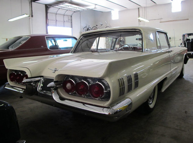 1960 Ford Thunderbird Cancelled Lot presented as lot L117 at Kissimmee, FL 2013 - image2