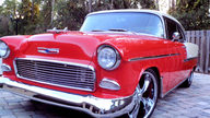 1955 Chevrolet Bel Air Hardtop 327 CI, Automatic presented as lot L136 at Kissimmee, FL 2013 - thumbail image10