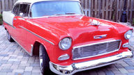 1955 Chevrolet Bel Air Hardtop 327 CI, Automatic presented as lot L136 at Kissimmee, FL 2013 - thumbail image12