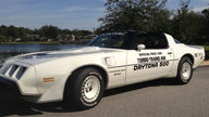 1981 Pontiac Trans Am Pace Car Edition Original and Unrestored presented as lot L140 at Kissimmee, FL 2013 - thumbail image6