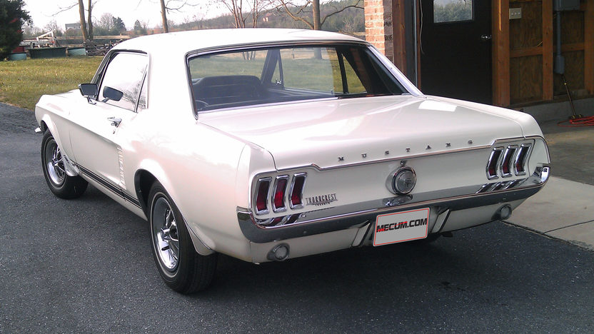1967 Ford Mustang GT 289 CI, 4-Speed presented as lot L141 at Kissimmee, FL 2013 - image2