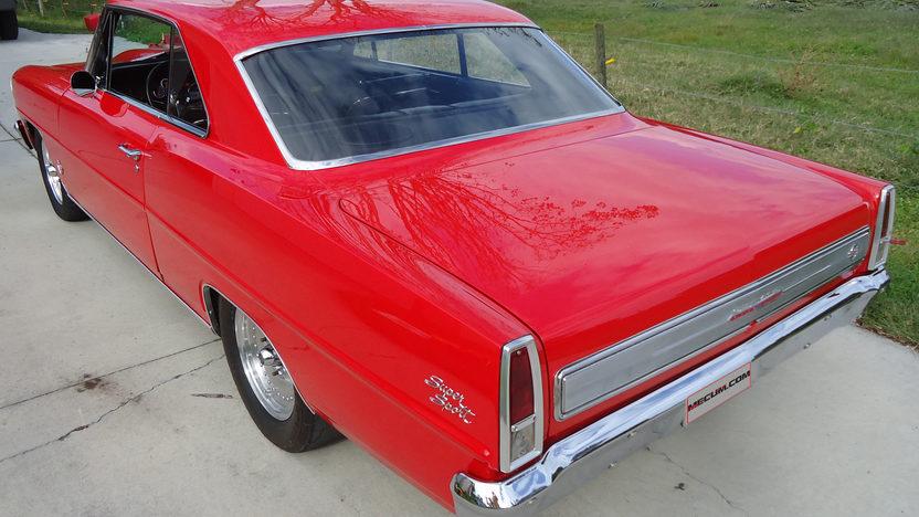 1966 Chevrolet Nova 383 CI, Nitrous presented as lot L157 at Kissimmee, FL 2013 - image3