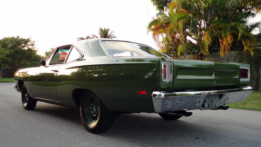 1969 Plymouth Road Runner 383 CI, 4-Speed presented as lot L161 at Kissimmee, FL 2013 - image6