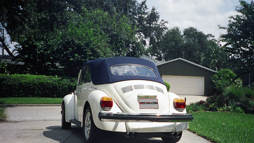 1978 Volkswagen Beetle Convertible presented as lot L173 at Kissimmee, FL 2013 - image3