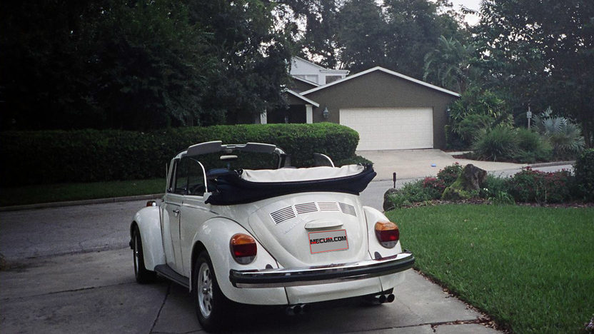 1978 Volkswagen Beetle Convertible presented as lot L173 at Kissimmee, FL 2013 - image5