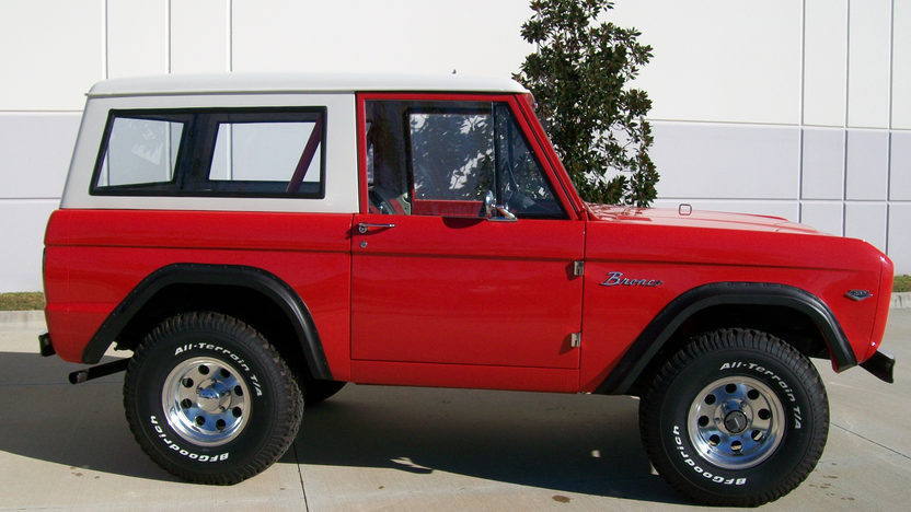 1966 Ford Bronco presented as lot L197 at Kissimmee, FL 2013 - image2