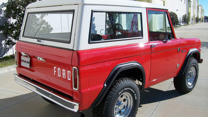 1966 Ford Bronco presented as lot L197 at Kissimmee, FL 2013 - image7