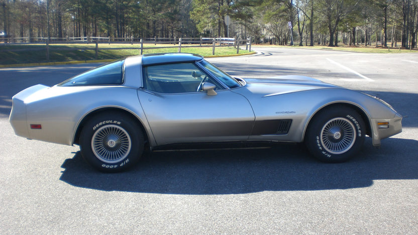 1982 Chevrolet Corvette Collector Edition presented as lot L200 at Kissimmee, FL 2013 - image2