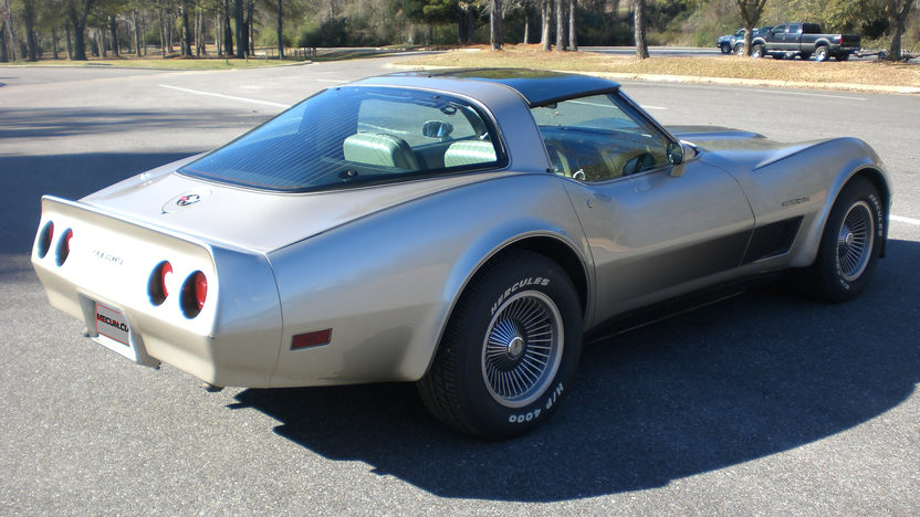 1982 Chevrolet Corvette Collector Edition presented as lot L200 at Kissimmee, FL 2013 - image5