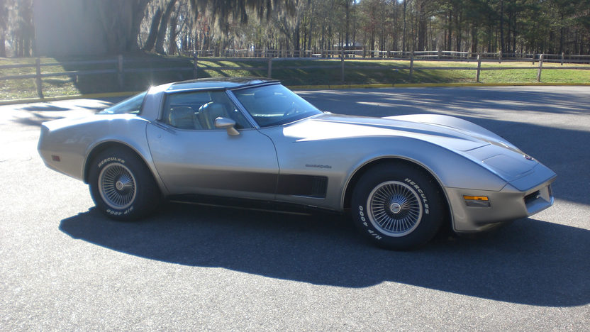 1982 Chevrolet Corvette Collector Edition presented as lot L200 at Kissimmee, FL 2013 - image7