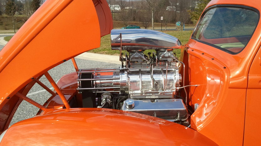 1941 Ford  Panel Truck 351 CI, Automatic presented as lot S29 at Kissimmee, FL 2013 - image7
