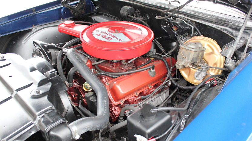 1969 Oldsmobile 442 Convertible 400/355 HP, 4-Speed presented as lot F119.1 at Kissimmee, FL 2013 - image6