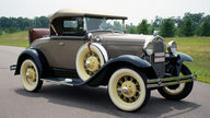 1930 Ford Model A Roadster Rumble Seat presented as lot F106.1 at Kissimmee, FL 2013 - thumbail image8