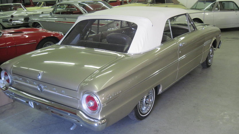 1963 Ford Falcon Sprint 260 CI, Automatic presented as lot F78.1 at Kissimmee, FL 2013 - image2