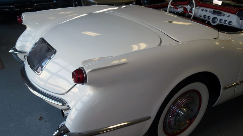 1954 Chevrolet Corvette Convertible 235/150 HP, Automatic presented as lot T136.1 at Kissimmee, FL 2013 - image6