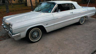 1964 Chevrolet Impala Convertible 327/250 HP, Automatic presented as lot W61.1 at Kissimmee, FL 2013 - thumbail image5