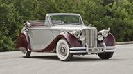 1950 Jaguar 3 Position Drop Head Mark V Cancelled Lot presented as lot S32 at Kissimmee, FL 2013 - thumbail image12