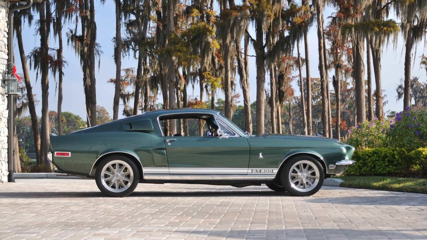 1968 Shelby GT500 Fastback 428 CI, Automatic presented as lot F303 at Kissimmee, FL 2013 - image2