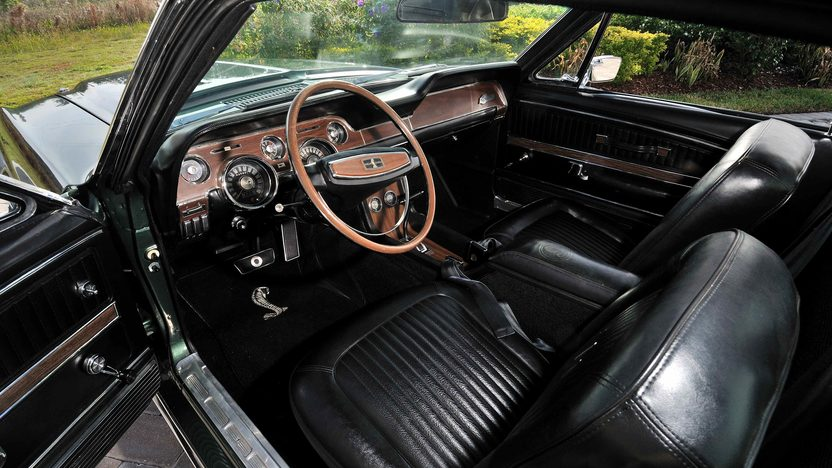 1968 Shelby GT500 Fastback 428 CI, Automatic presented as lot F303 at Kissimmee, FL 2013 - image4