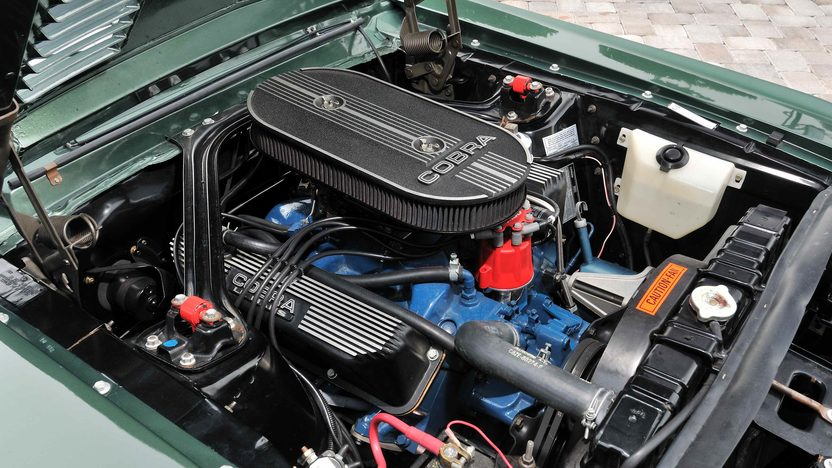 1968 Shelby GT500 Fastback 428 CI, Automatic presented as lot F303 at Kissimmee, FL 2013 - image6