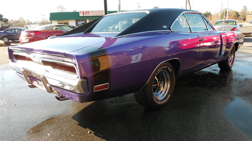 1970 Dodge Charger R/T SE 492/525 HP, Automatic presented as lot K170.1 at Kissimmee, FL 2013 - image9