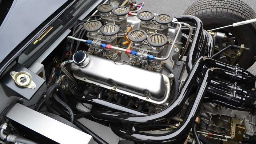 1966 Ford CAV GT40 presented as lot K186 at Kissimmee, FL 2013 - image6