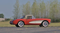 1956 Chevrolet Corvette Convertible 265/225 HP, Gold Certified, Duntov Award presented as lot T262 at Kissimmee, FL 2013 - thumbail image8