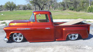 1957 Chevrolet 3100 Resto Mod Resto Mod, 5.3L, Automatic presented as lot S99.1 at Kissimmee, FL 2013 - thumbail image2