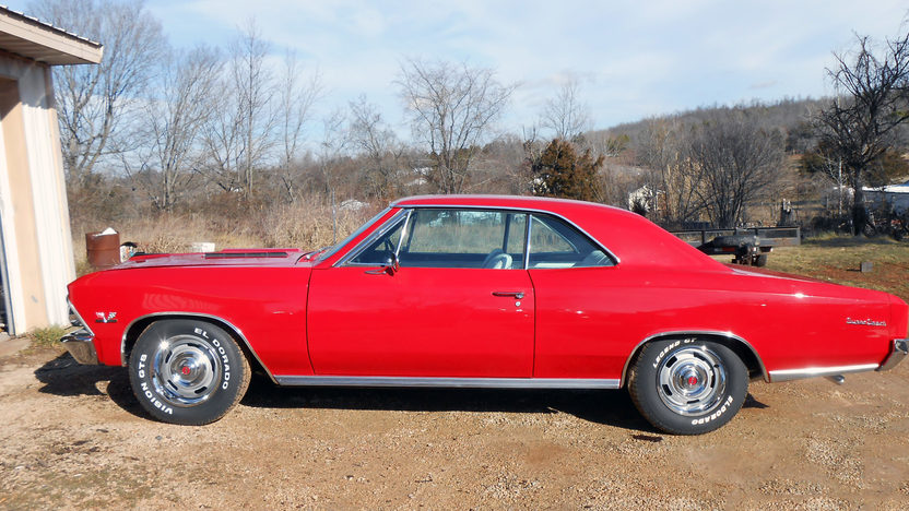 1966 Chevrolet Chevelle 454 CI, Automatic presented as lot K106.1 at Kissimmee, FL 2013 - image2