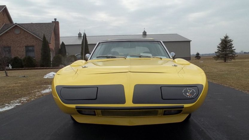 1970 Plymouth Superbird presented as lot F228.1 at Kissimmee, FL 2013 - image11