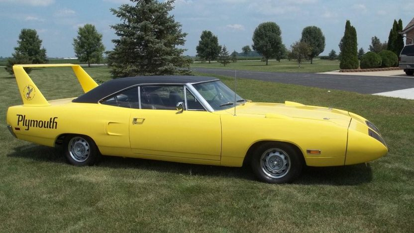 1970 Plymouth Superbird presented as lot F228.1 at Kissimmee, FL 2013 - image12