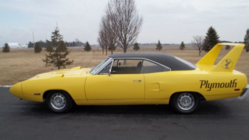 1970 Plymouth Superbird presented as lot F228.1 at Kissimmee, FL 2013 - image2