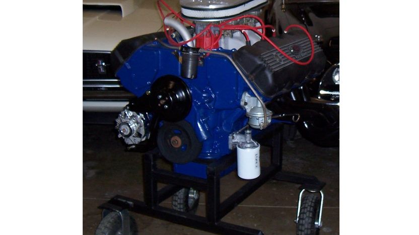 1965 Sohc Engine presented as lot X811 at Kissimmee, FL 2013 - image2