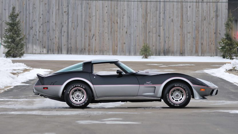 1978 Chevrolet Corvette Pace Car Edition L82, Well Documented presented as lot F109.1 at Kissimmee, FL 2013 - image10