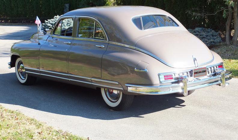 1949 Packard Series 2206 Sedan presented as lot L109.1 at Kissimmee, FL 2013 - image2