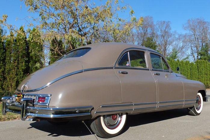 1949 Packard Series 2206 Sedan presented as lot L109.1 at Kissimmee, FL 2013 - image3