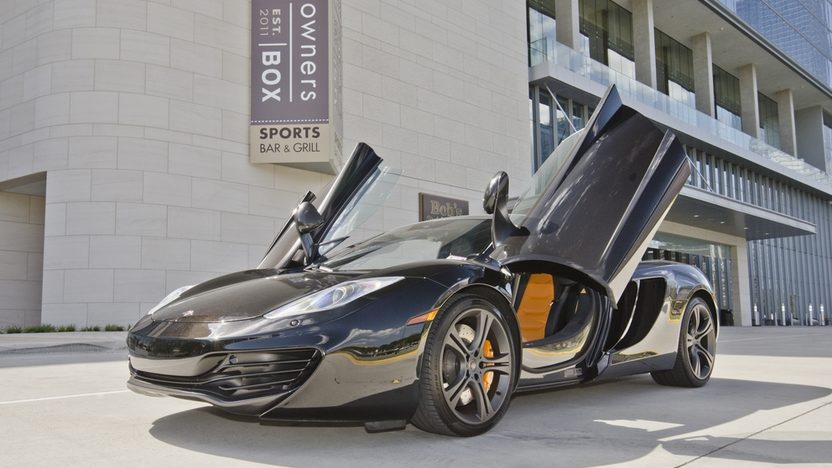 2012 McLaren MP4-12C 2,400 Actual Miles presented as lot S105.1 at Kissimmee, FL 2013 - image10